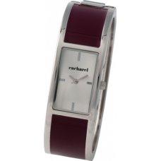 CACHAREL - Tourbillon Bordeaux - Dámske śtýlové hodinky