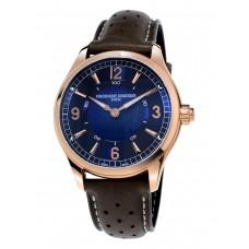 FREDERIQUE CONSTANT - Horological Smartwatch Navy Blue RG - Pánske hodinky