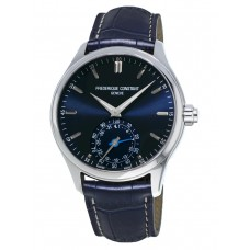 FREDERIQUE CONSTANT - Horological Smart Watch Navy Blue Classique - Pánske hodinky