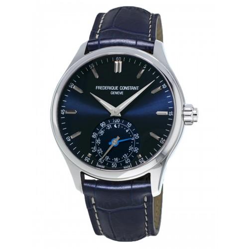 FREDERIQUE CONSTANT - Horological Smart Watch Navy Blue Classique - Pánské hodinky