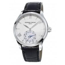 FREDERIQUE CONSTANT - Horological Classique Smartwatch White Silver - Pánske hodinky